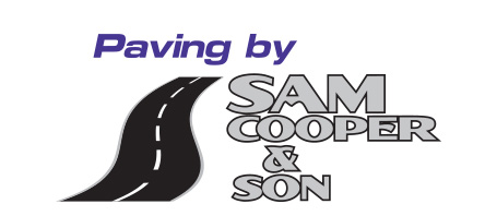 Paving by Sam Cooper and Son